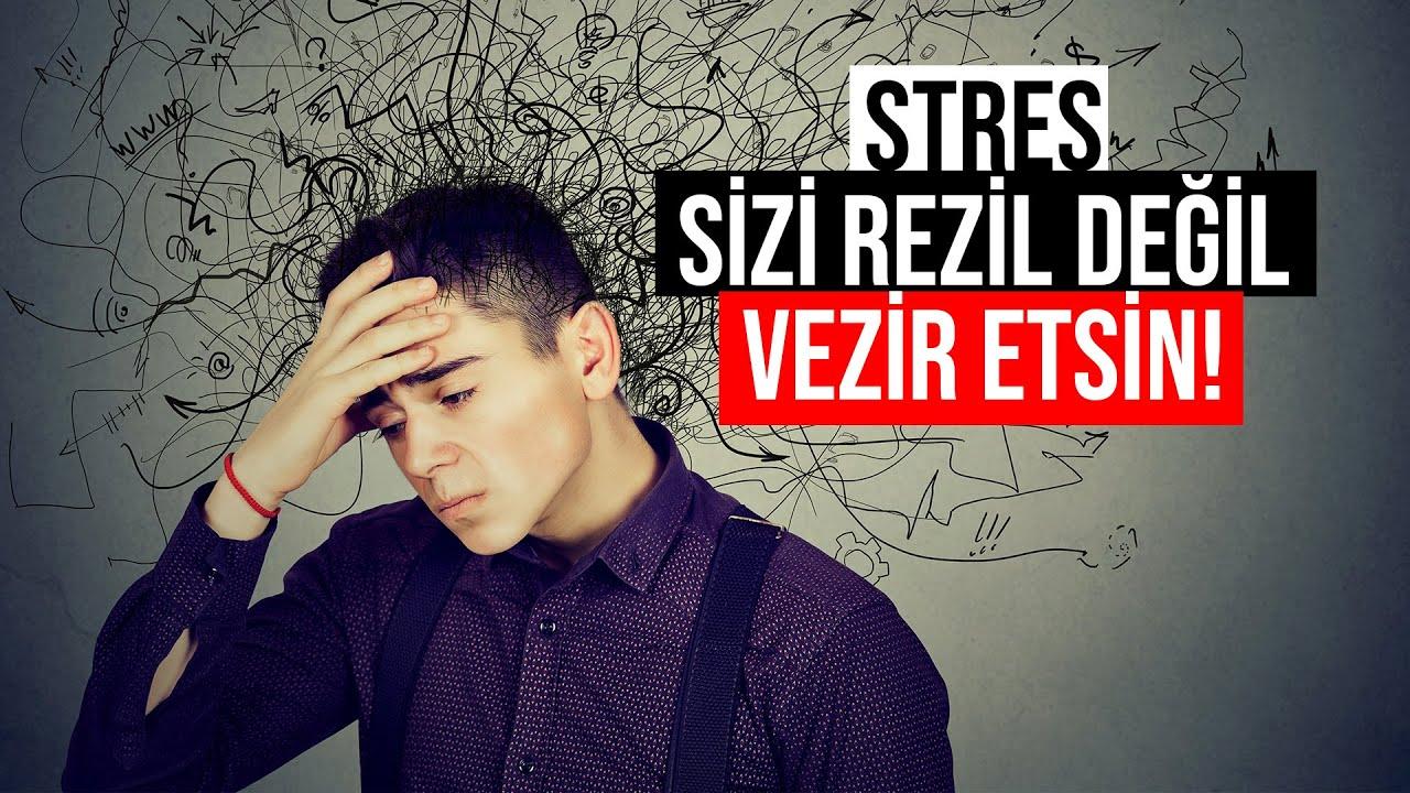 stres yönetimi ve stres üzerine