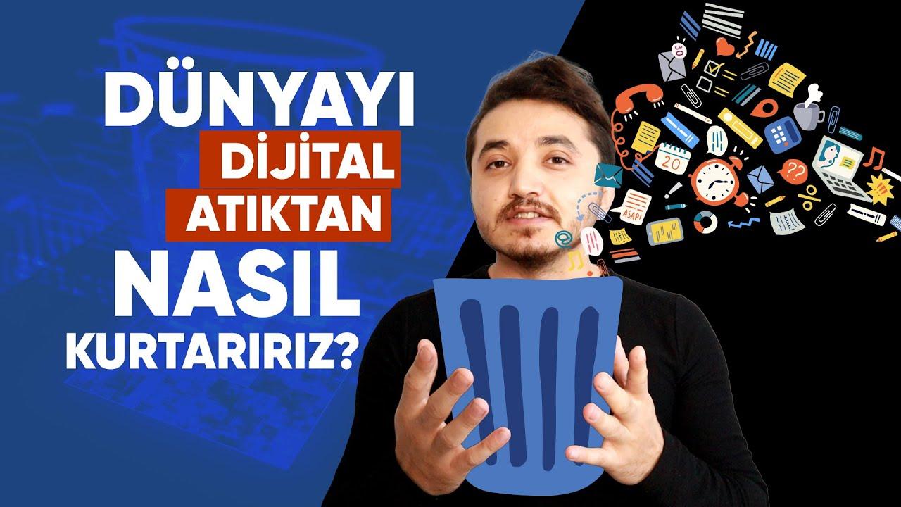 dijital atık